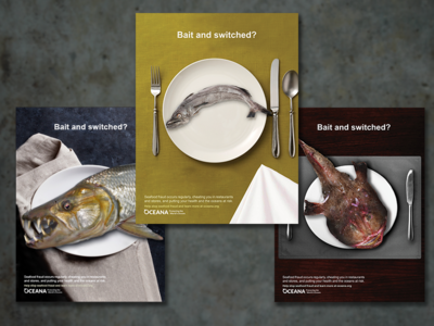 Bait and Switched Ad Campaign  graphic design ad advertising ad campaign public awareness ad campaign