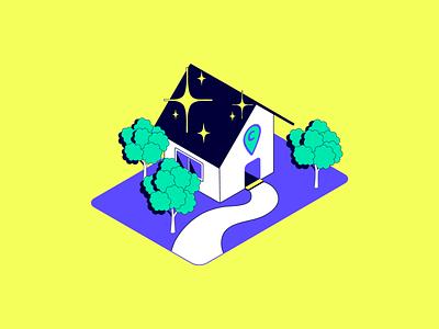 Clinspace medical healthcare vector startup branding design illustration clinspace