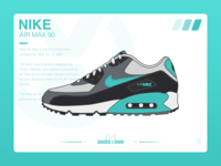 #SHOES I OWN# 01 Air Max 90