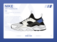 #SHOES I OWN# 02 Nike Air Huarache
