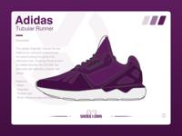 #SHOES I OWN# 04 Adidas Tubular Runner