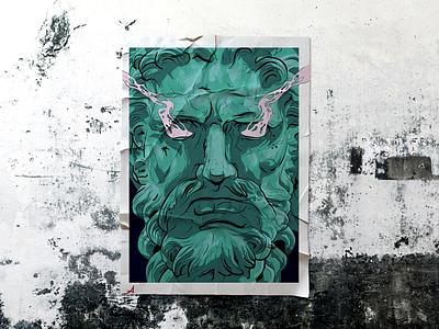 W1 вектор постер принт рисунок иллюстрация dribbble adobe draw art print poster vector illustration