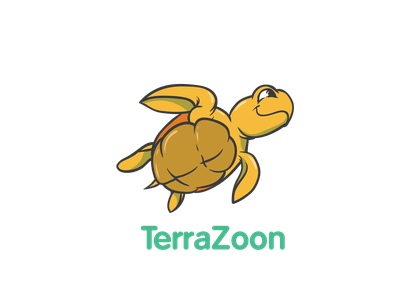 Logo TerraZoon айдентика брендинг логотип лого вектор branding logo design