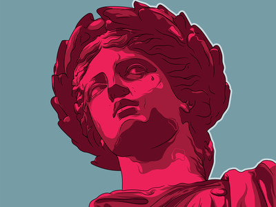 VII art рисунок иллюстратор design print drawing вектор иллюстрация vector illustration
