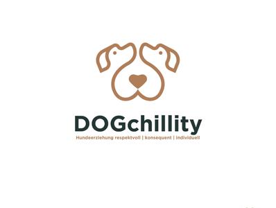 Logo Design for DOGchillity