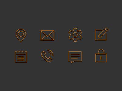 NextGen icons