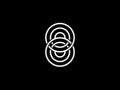 work in progress brand identity logo minimal vector icon
