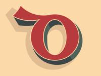 Irish Type - Insular d