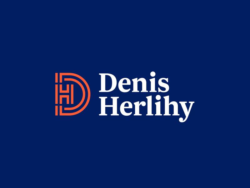 Denis Herlihy Identity logo design identity design identity graphic minimal icon logo brand identity brand