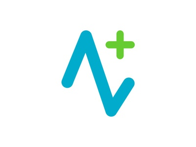 AVMC Hospital logo medical hospital helath logo branding
