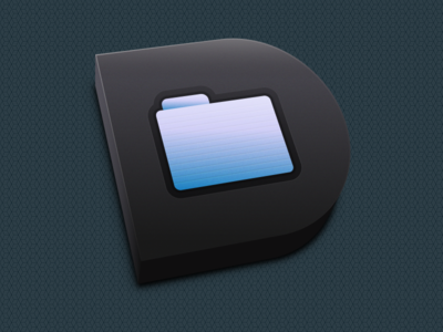 macOS App Icon Project: Folder Management