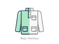 Baju Melayu or Malay Shirt