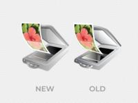 App Icon: VueScan