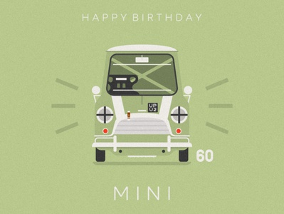 Mini 60th Birthday