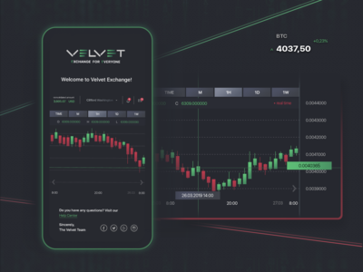 Velvet - Trading Platform