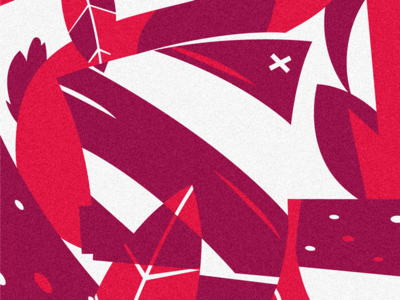 Fragment illustration about one track #3