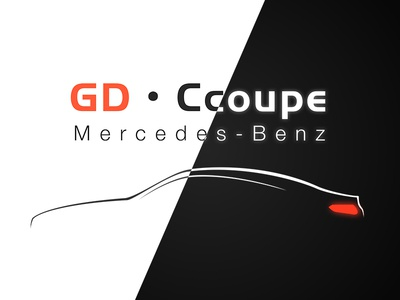 Mercedes Benz GD Coupe Club Logo