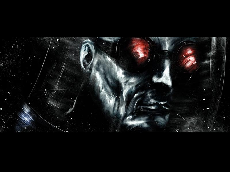 Gotham City Rogues - Mr Freeze by Luke Butland | Dribbble