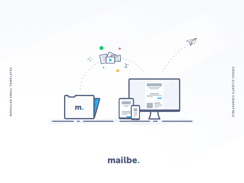 Mailbe illustration 4