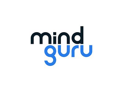 Mindguru identity design logo branding