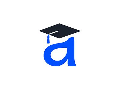 Business Academy identity design logo branding