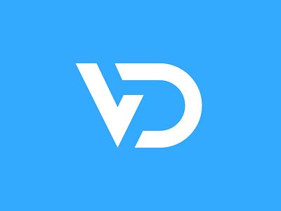 VD identity design logo branding