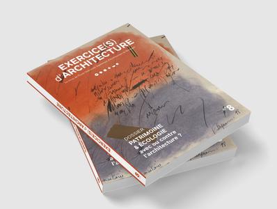 Exercice(s) d'architecture #8 book édition architecture revue