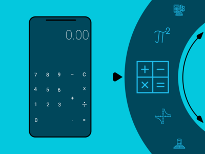 Daily UI Calculator Design