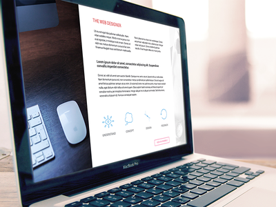 About - The Web Designer web design belgium agency webgem