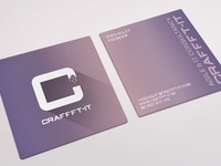 Craffft itsquare businesscard mockup 4