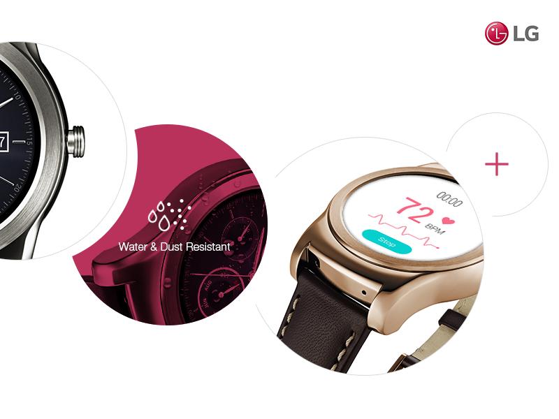 LG Mockup - Watch time to kill forfun mockup watch lg