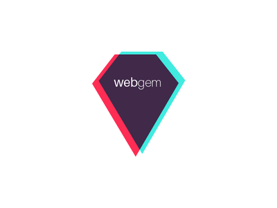 webgem - logo refresh