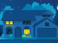Simsphouse night noize
