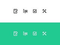 UI icons 32x32