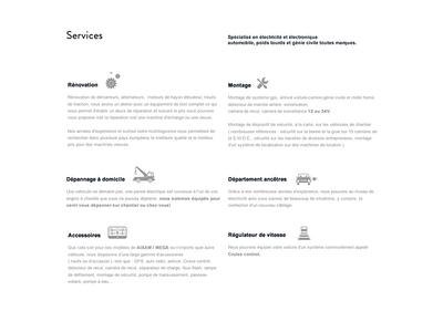 Webdesign GSelectric