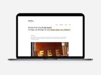 Brakeless Website