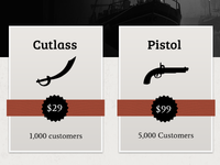 Pirate Metrics plans