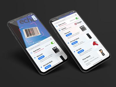 Scanner by ShopSavvy ui design app