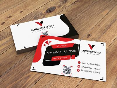 Business card design logo typography smart style stylish simple good design colors corporate design branding