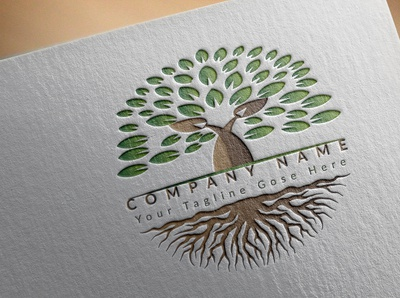 Nature Tree Logo