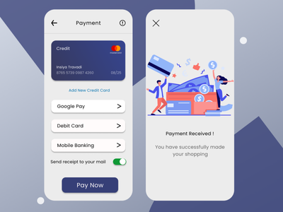 Daily UI :: 002 - Credit Card Checkout typography illustration vector ui ux design graphic design