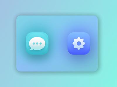 App Icon dailyuichallenge dailyui icon design illustration ux graphic design ui