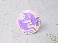 Little Witch Academia Enamel Pin