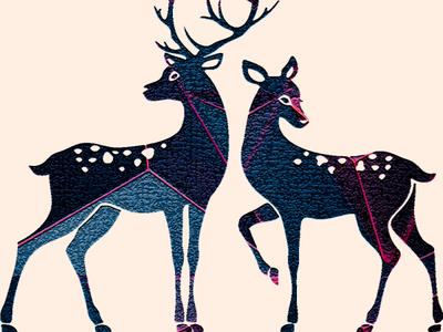 Love deer