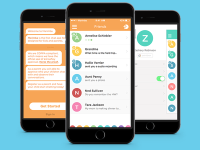 Chat App for Kids