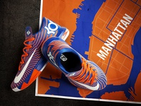"NikeID - JR Smith Player Edition ""Battle of the Boroughs"""