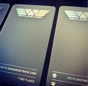 Weylandcard