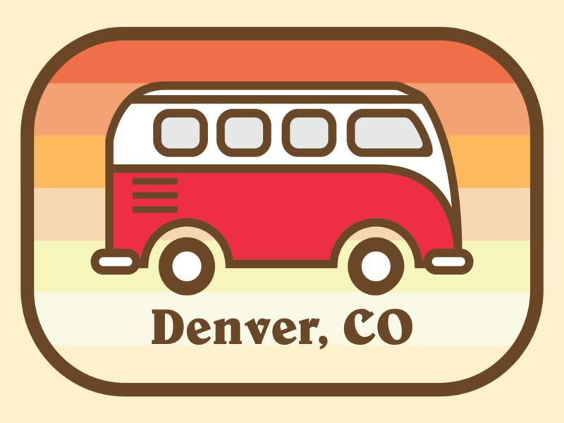 Denver, CO VW Bus