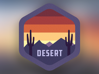 Desert Illustration
