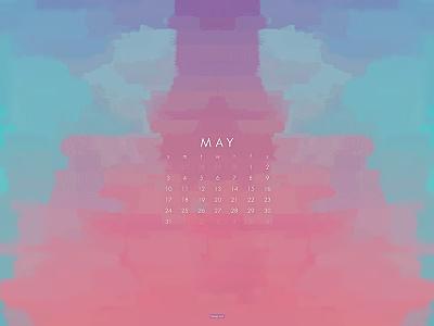 May 2020 4k artwork abstract download calendar wallpaper